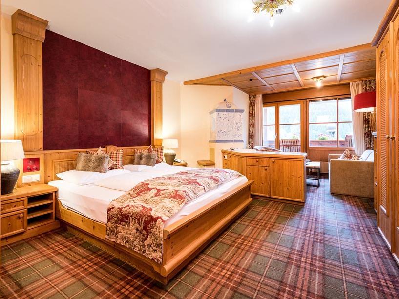 Premium Doppelzimmer im ...liebes Rot-Flüh