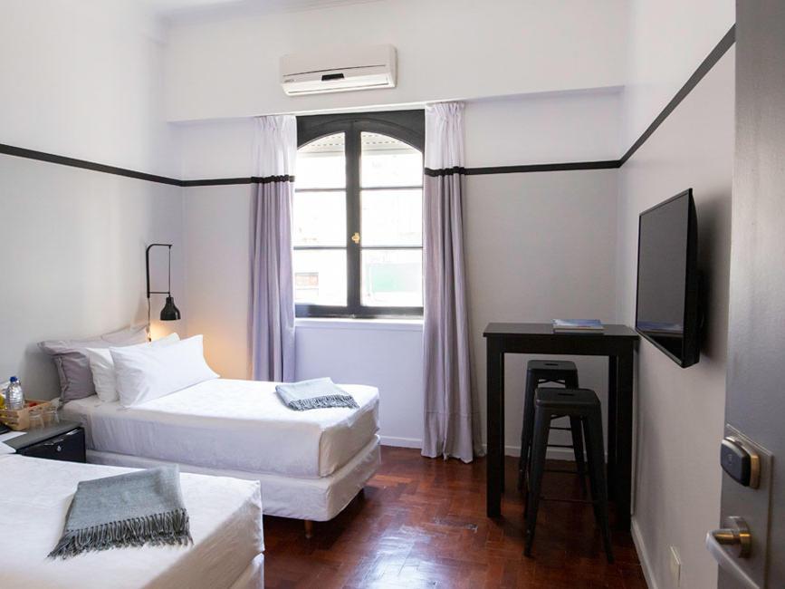 habitacion superior twin - dos camas individuale