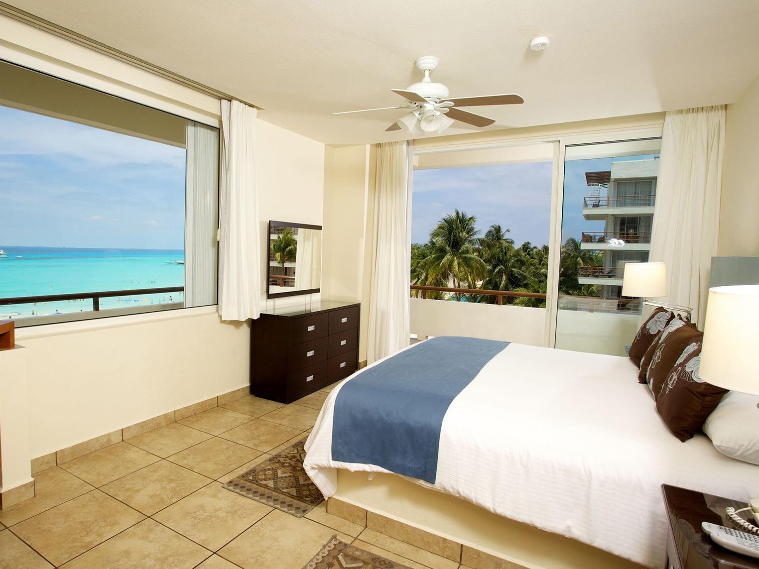 One Bedroom Suite Beachfront