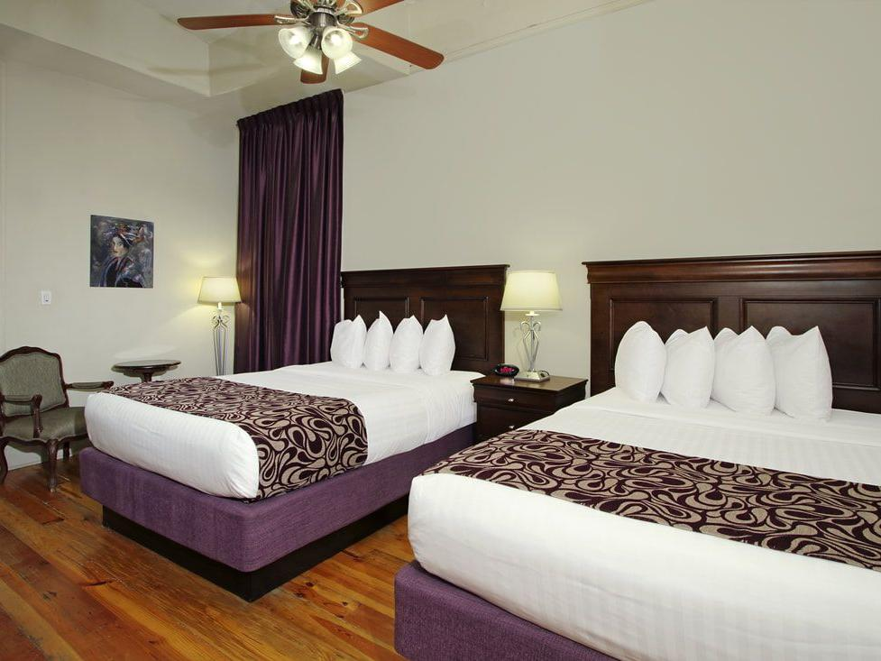 St. Ann Deluxe Two King Room