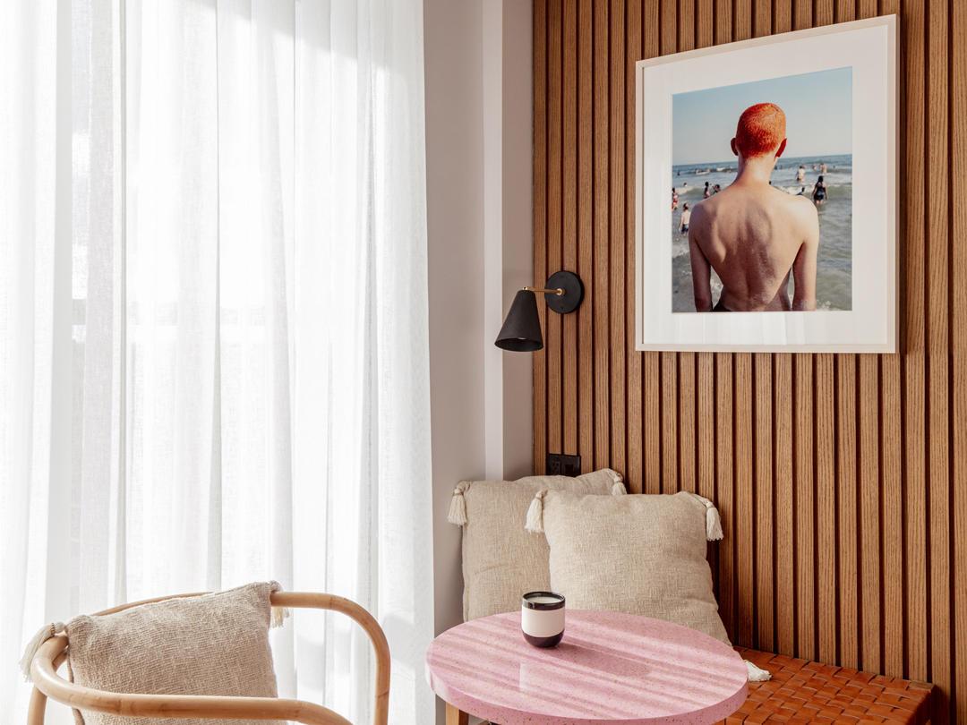 Rockaway Hotel Room