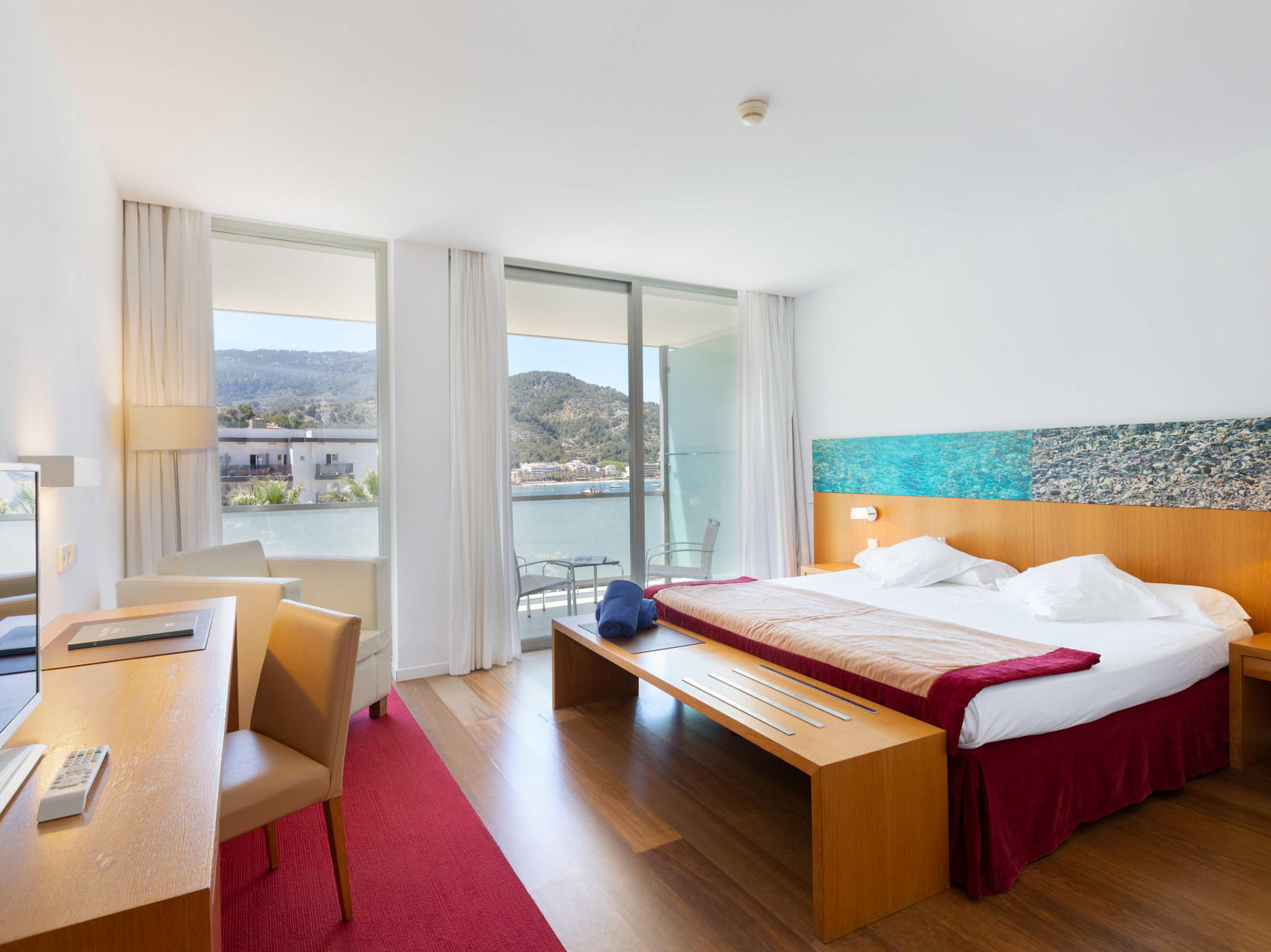 Superior Zimmer Mit Meerblick - Aimia Port de Soller