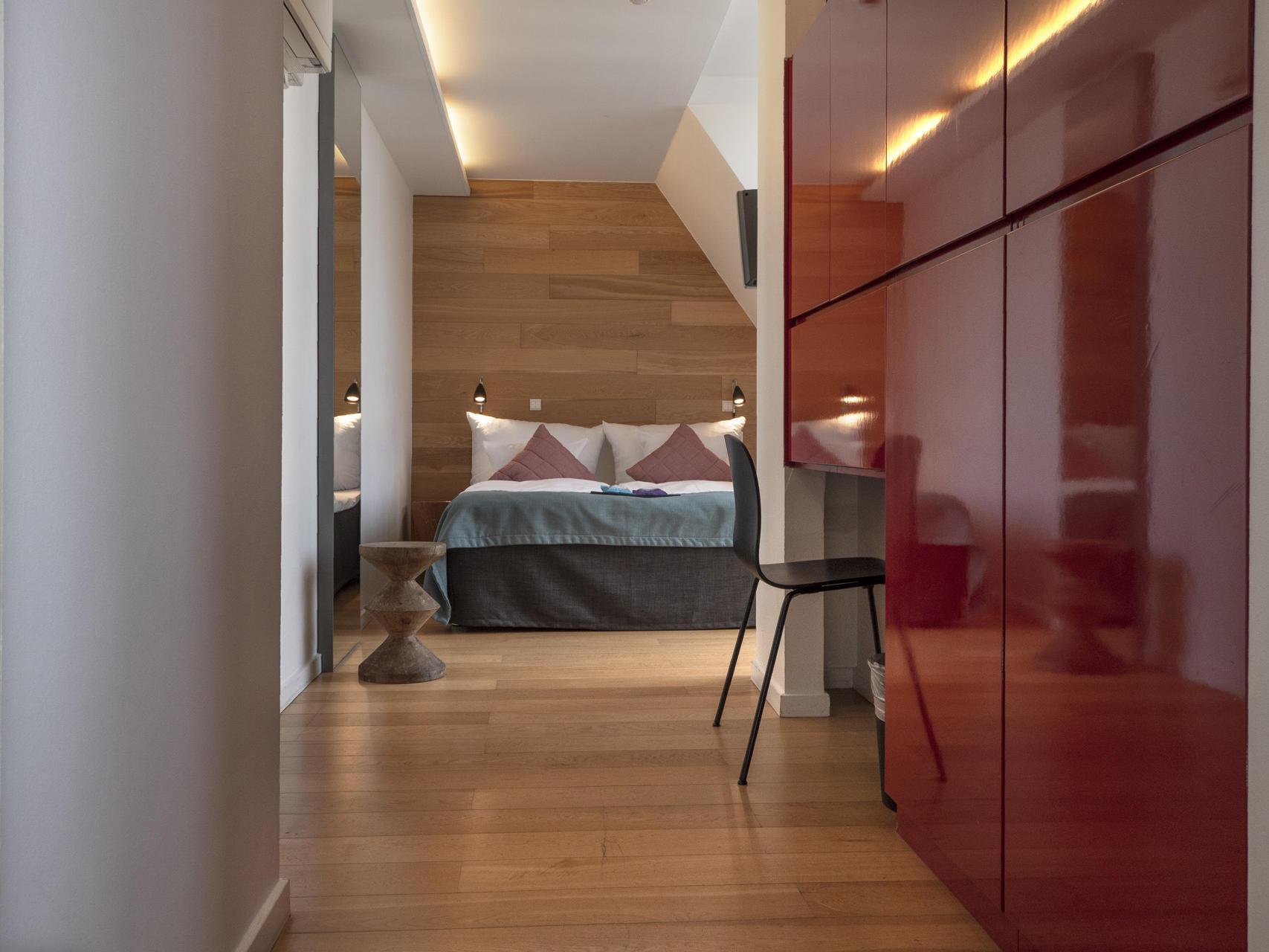 Deluxe Double Room at Hotel Twentyseven Copenhagen
