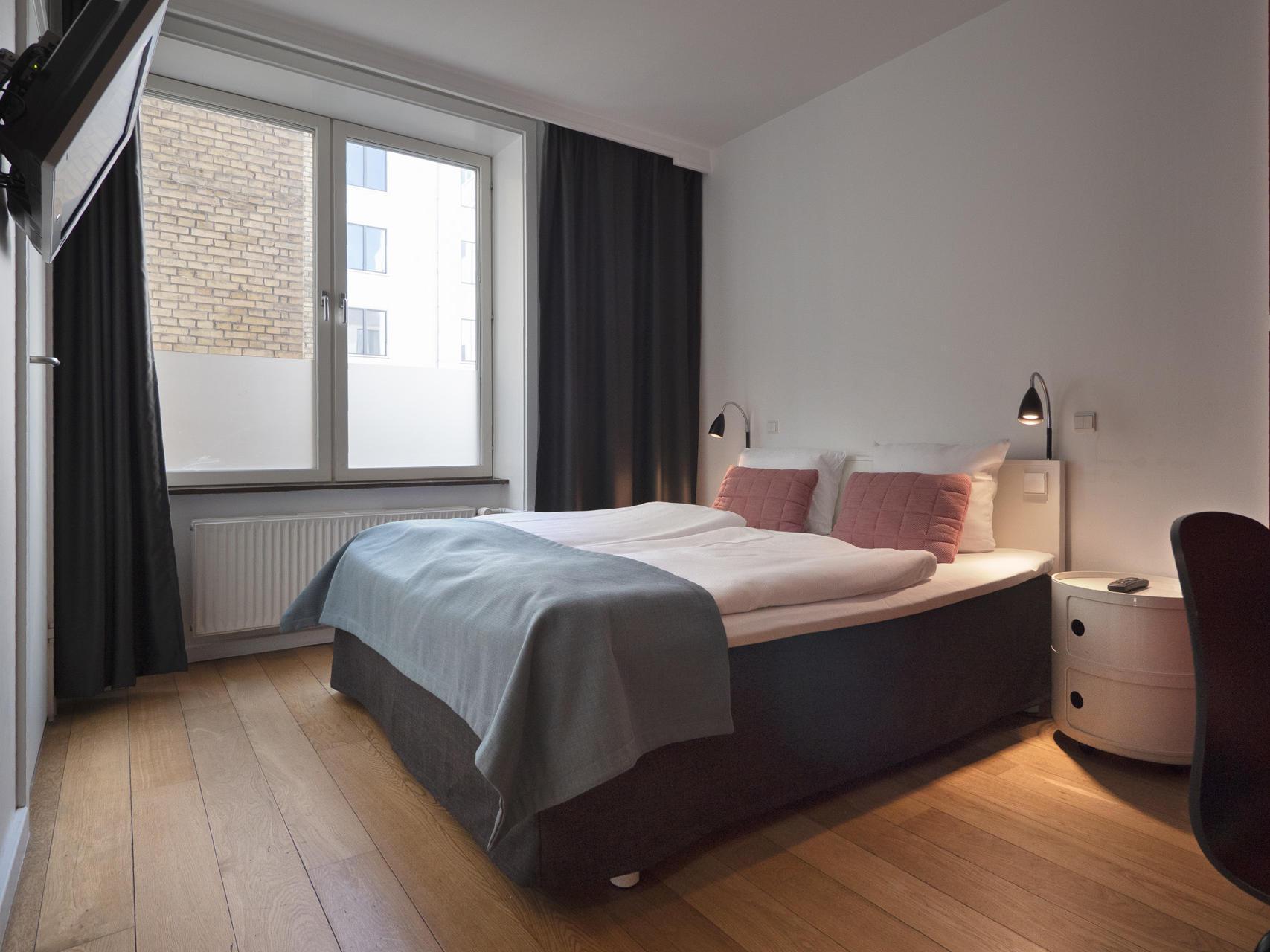 Standard Double Room at Hotel Twentyseven Copenhagen
