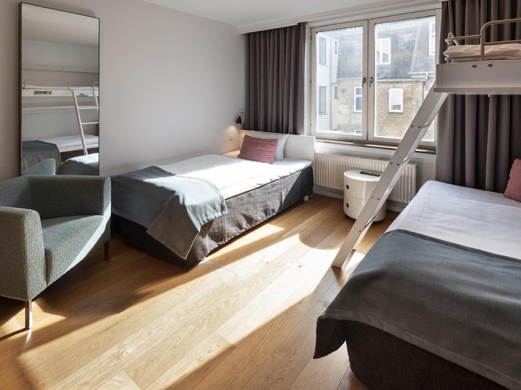 Standard Family Room at Hotel Twentyseven Copenhagen