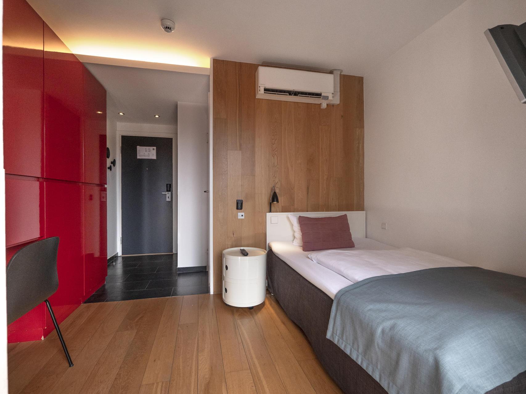 Standard Single Room at Hotel Twentyseven Copenhagen