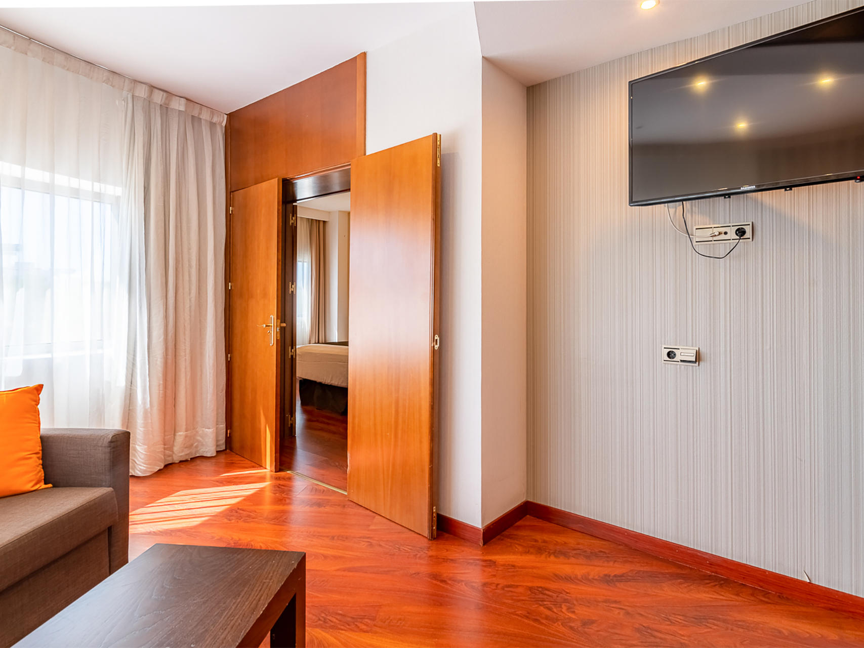 Family Room at Hotel Amura Alcobendas near Madrid Airport