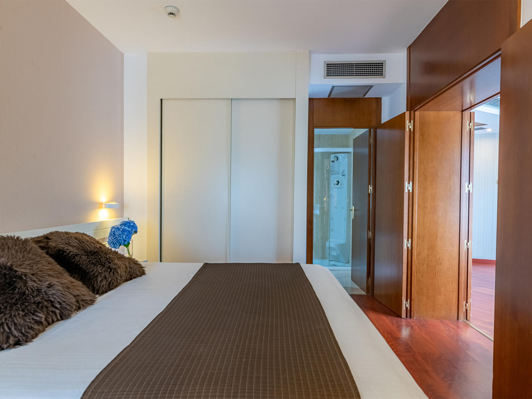 Junior Suite at Hotel Amura Alcobendas near Madrid Airport