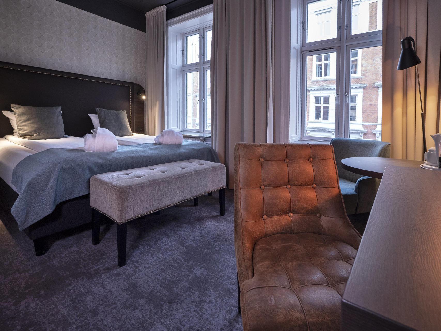 Superior Double Room at Hotel Mayfair Copenhagen