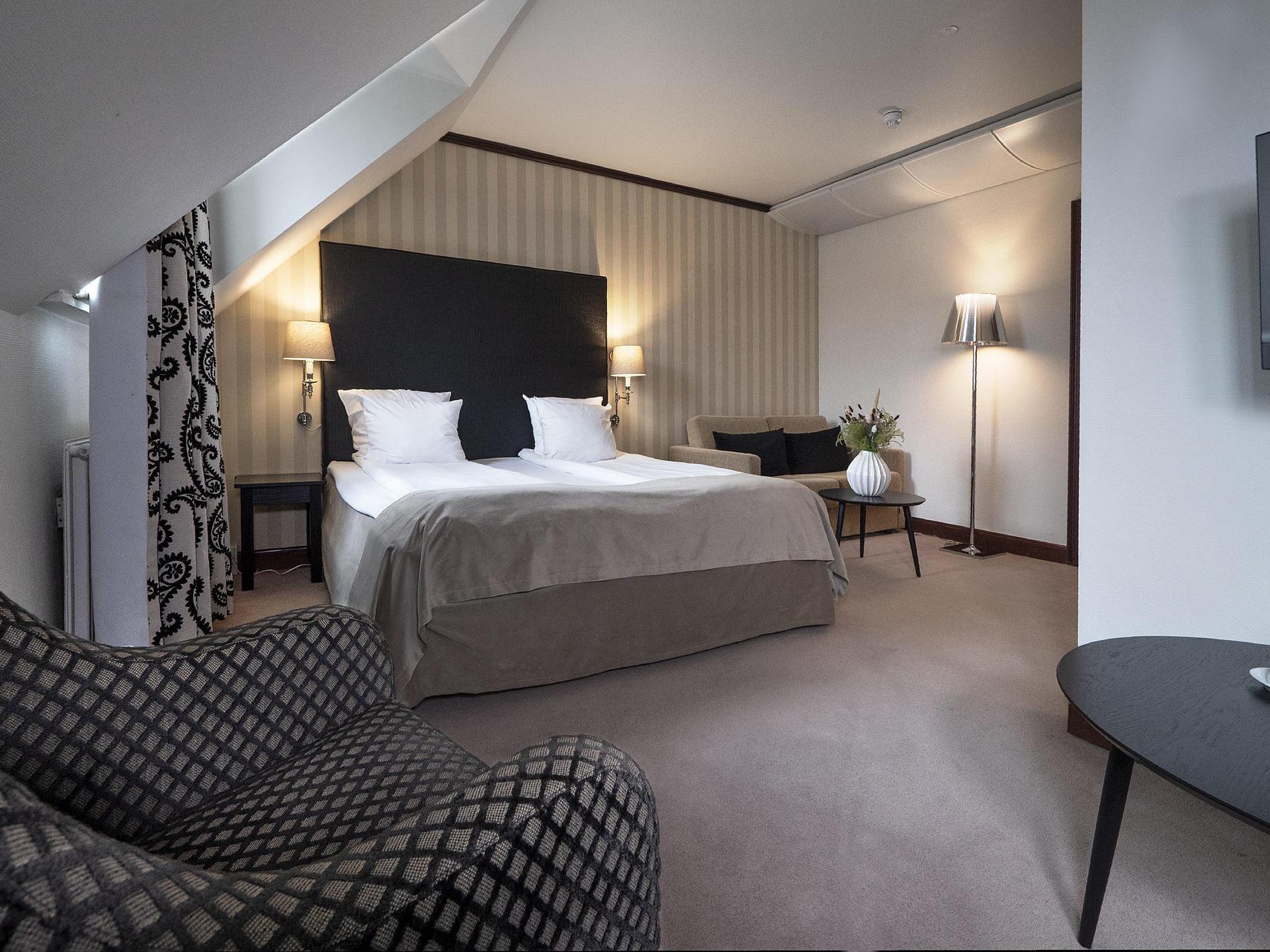 Deluxe King Room at Hotel Mayfair Copenhagen