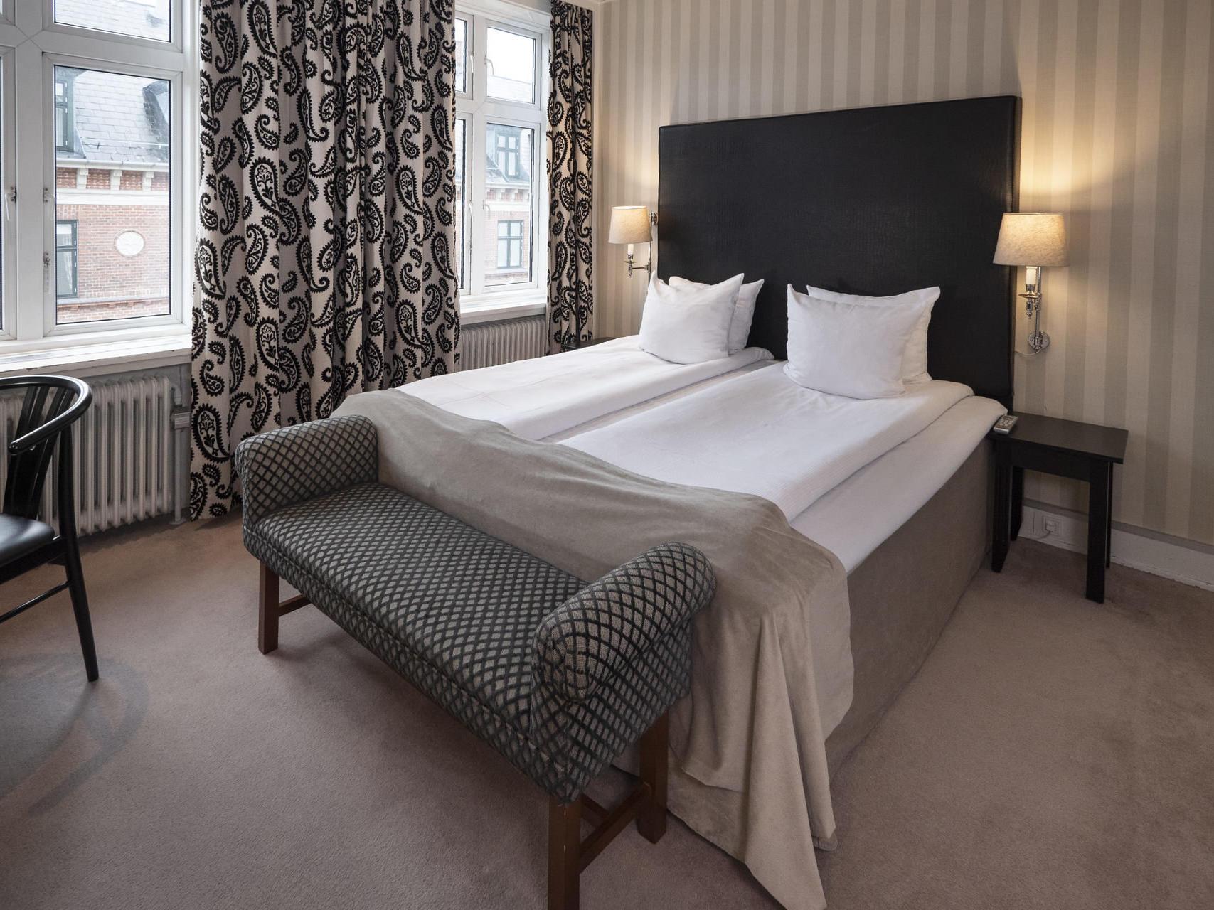 Standard Double Room at Hotel Mayfair Copenhagen