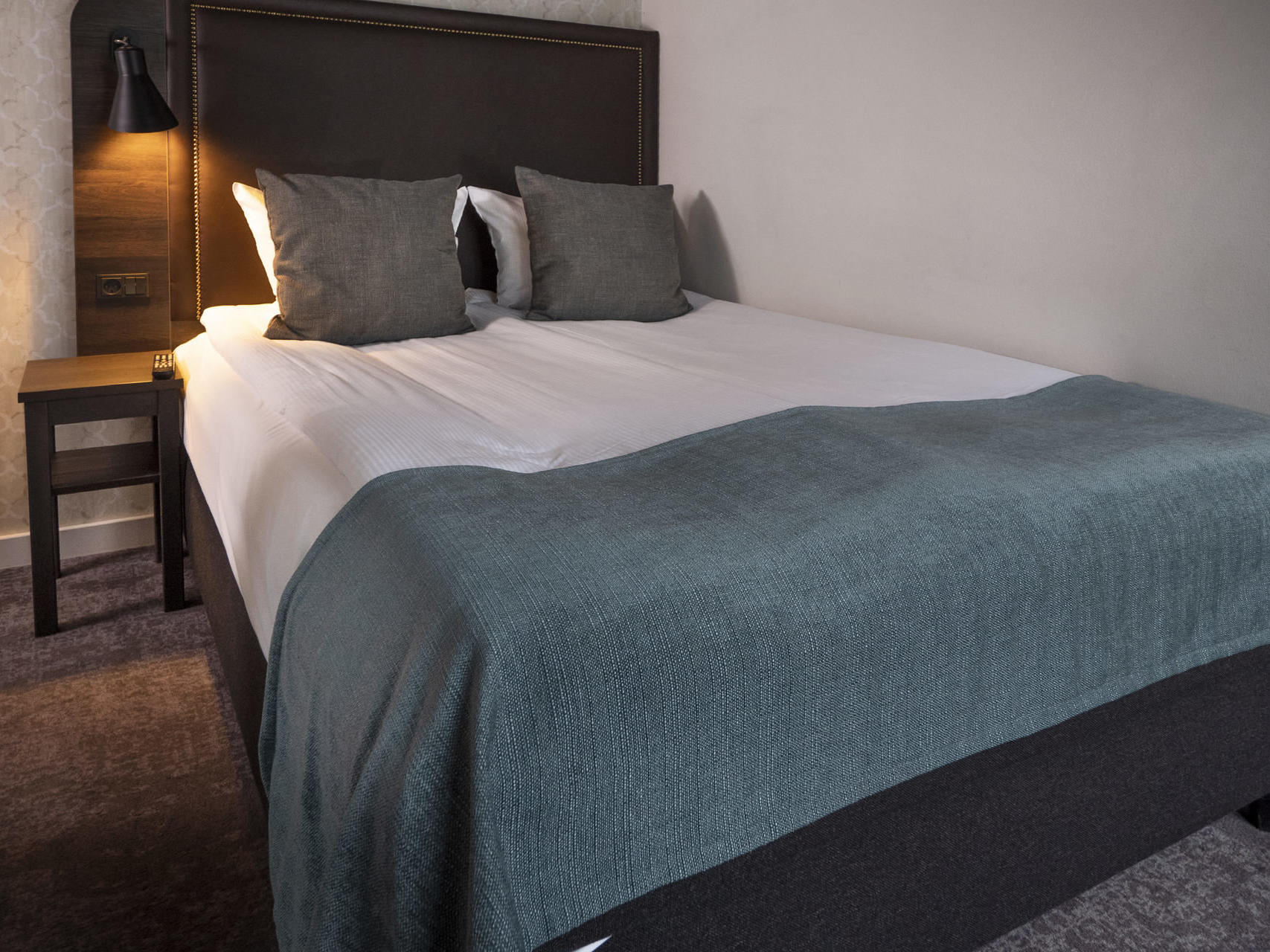 Modest Double Room at Hotel Mayfair Copenhagen
