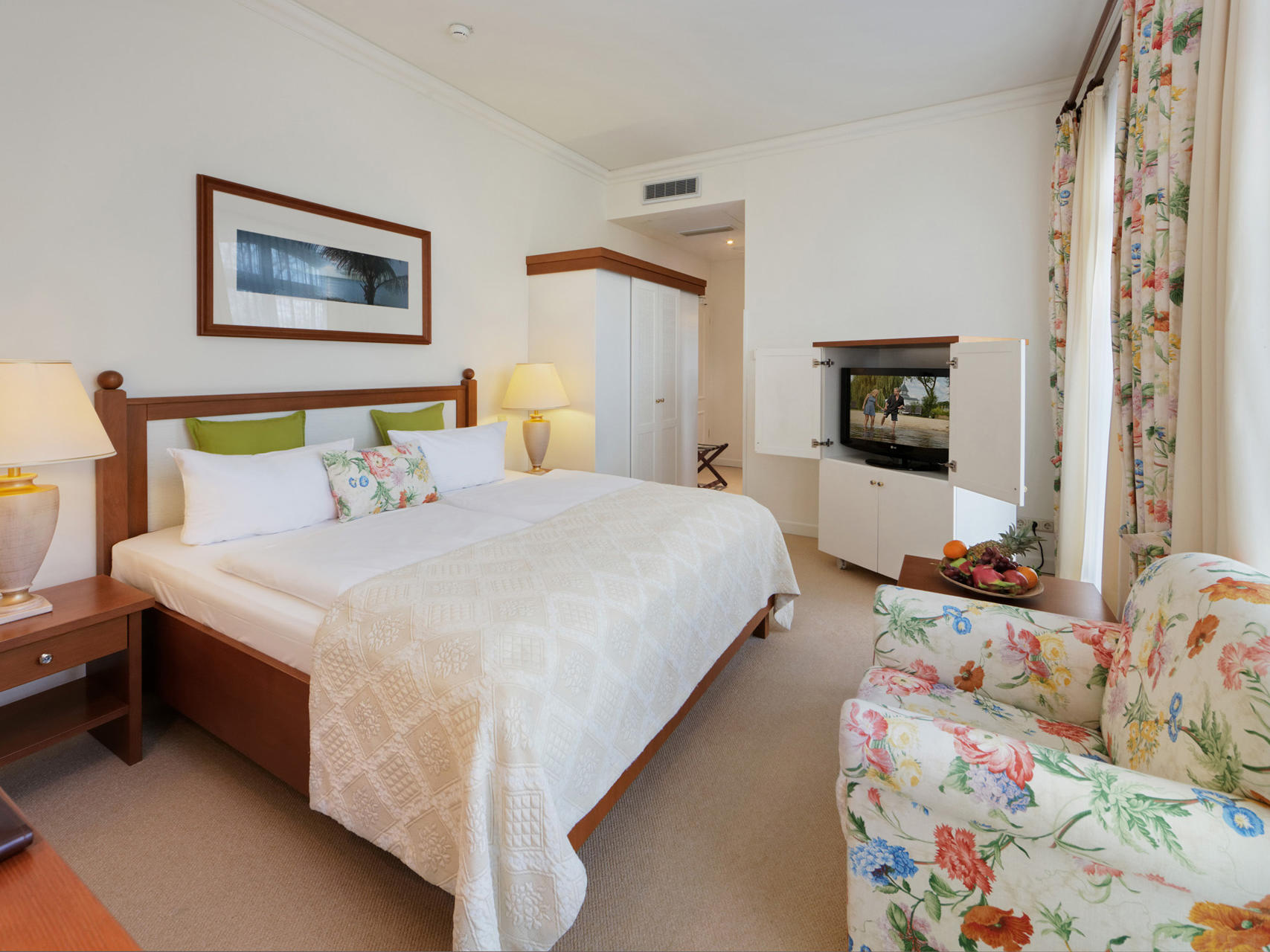 Standard room at Precise Resort Schwielowsee