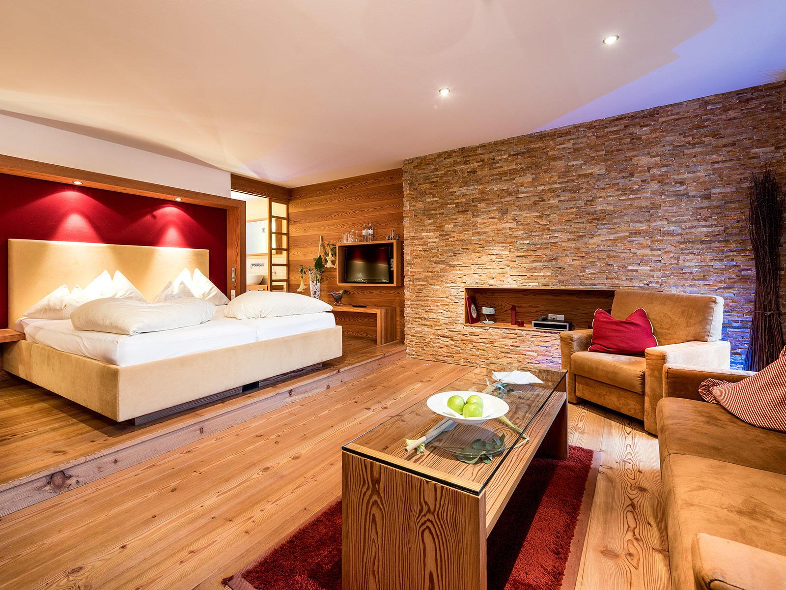 Premium Suite im Traumhotel ...liebes Rot-Flüh