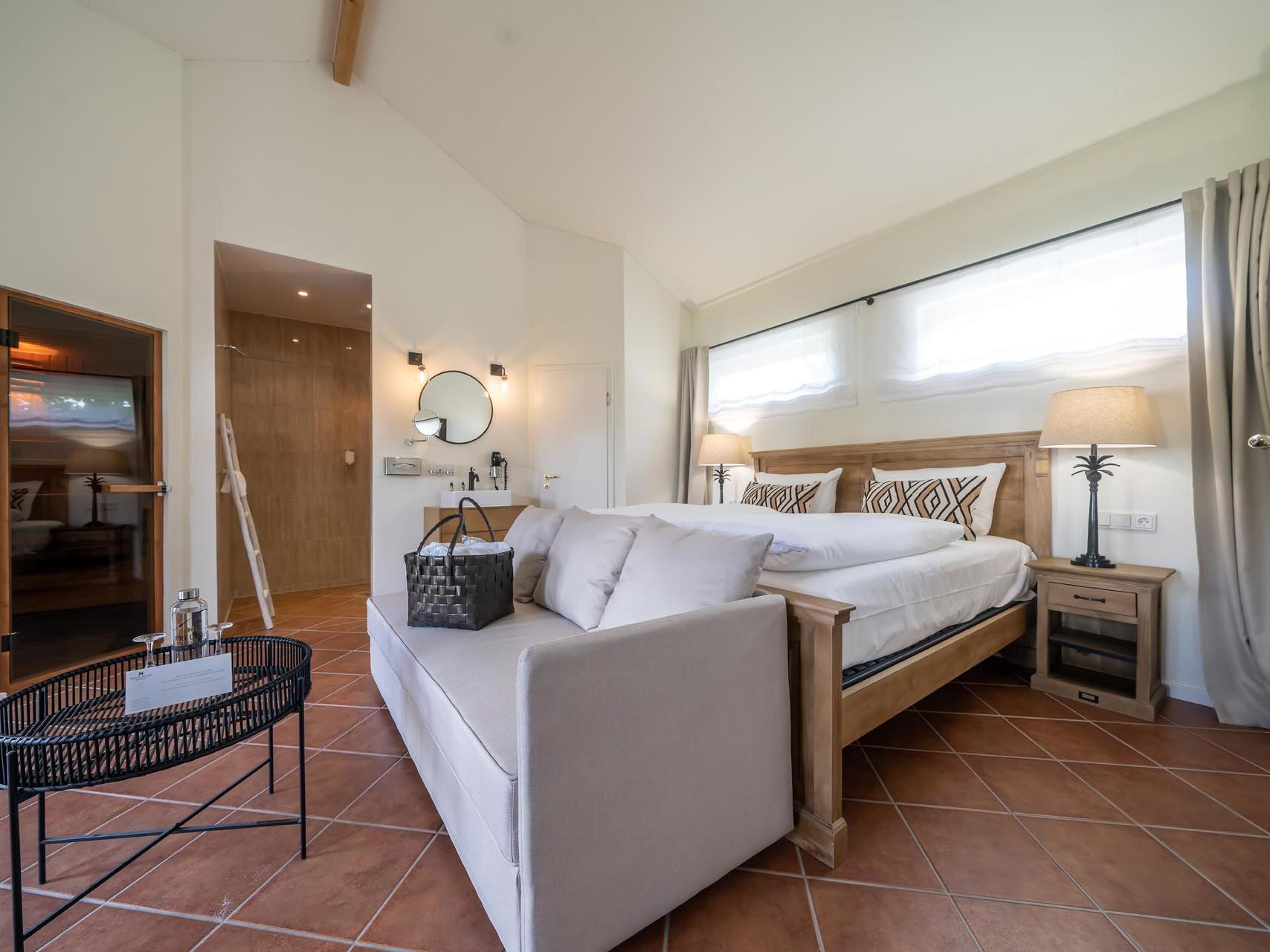Sauna suite at Precise Resort Schwielowsee