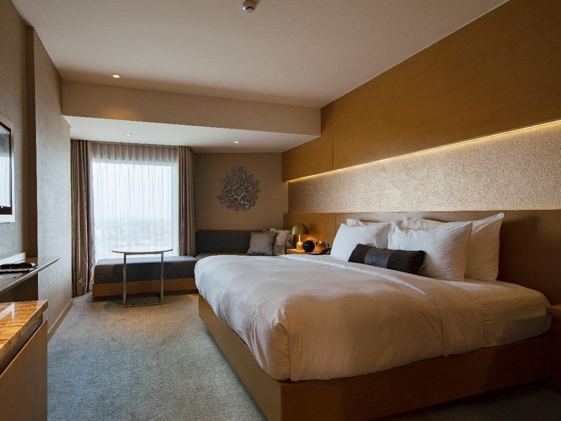 Premium room in Vasa Hotel Surabaya