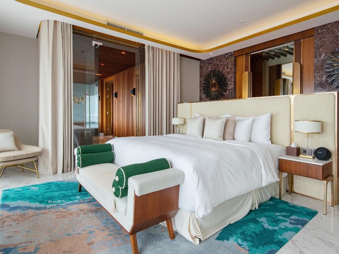 Presidential Suite in Vasa Hotel Surabaya