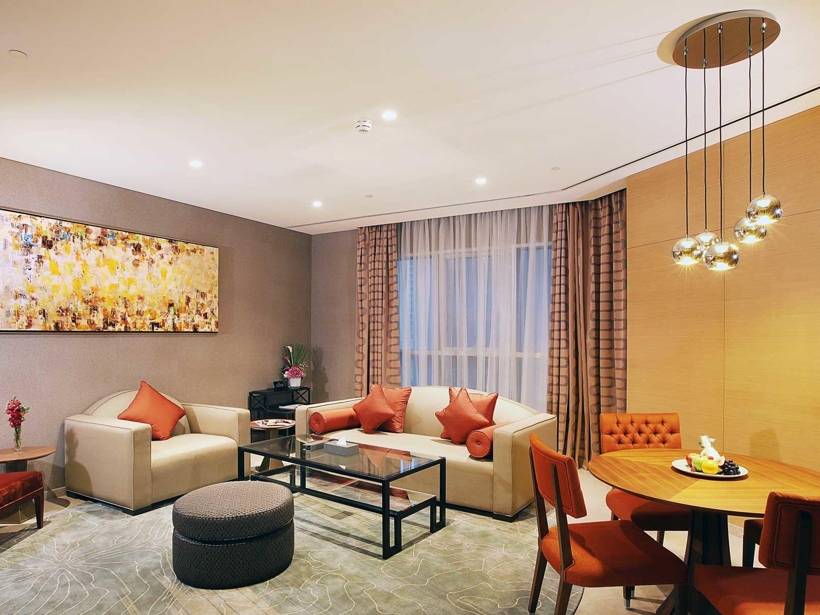Grand Suite at Grand Cosmopolitan Hotel in Dubai