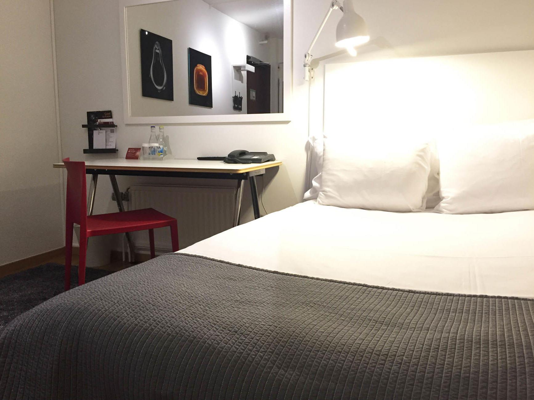 Cabin Room at Hotel Birger Jarl in Stockholm, Sweden
