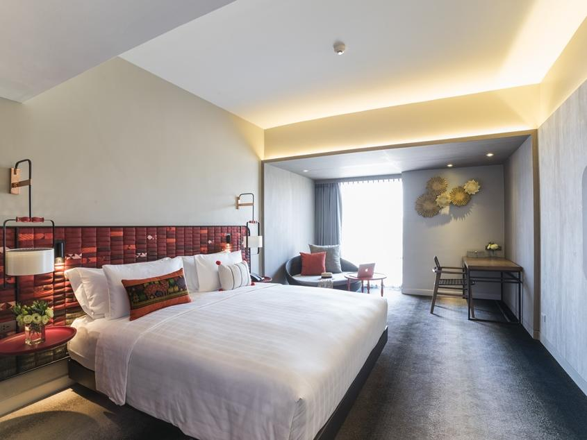 Premium Deluxe room at U Hotels and Resorts