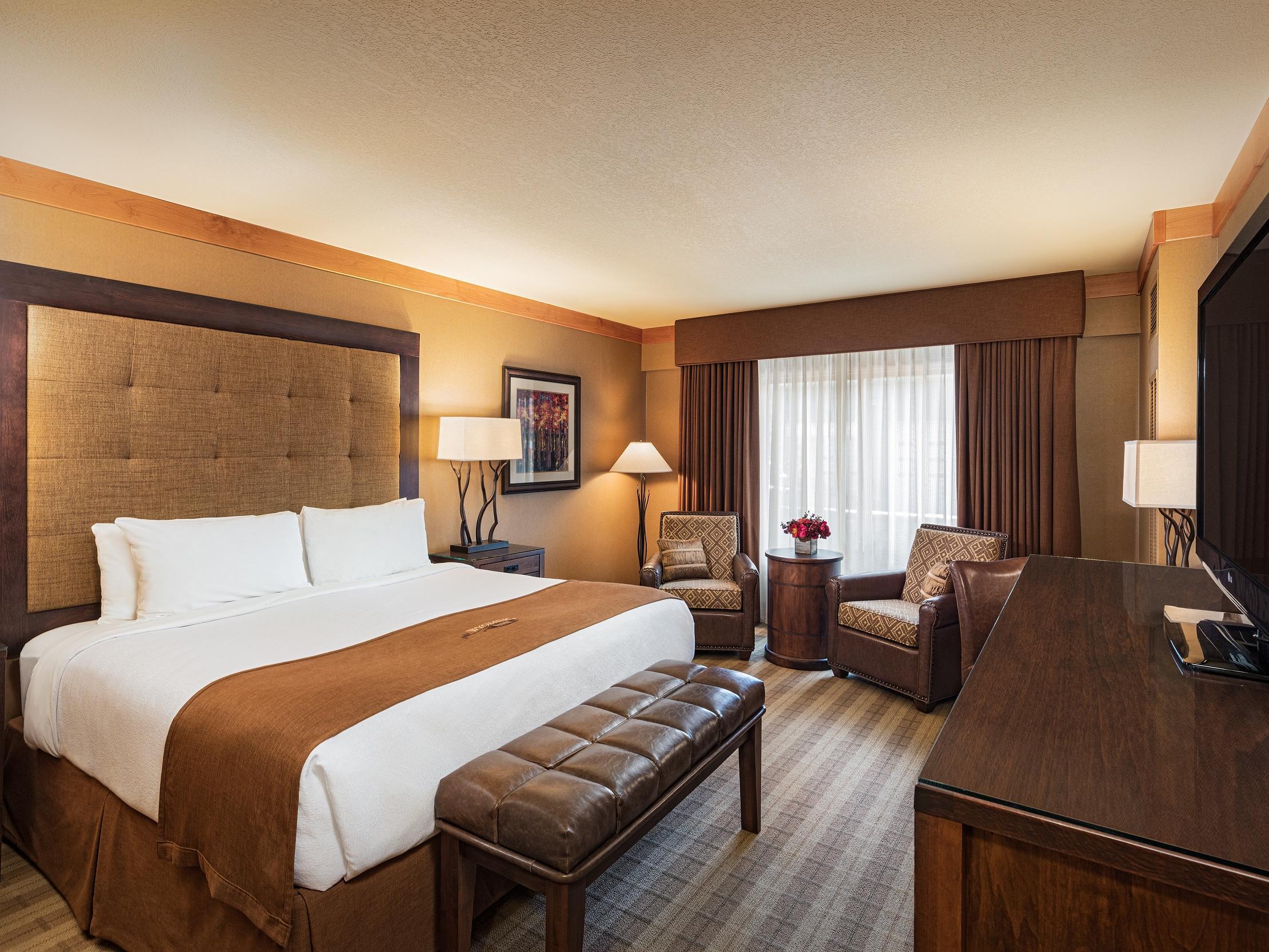 ADA room at Wyoming Inn