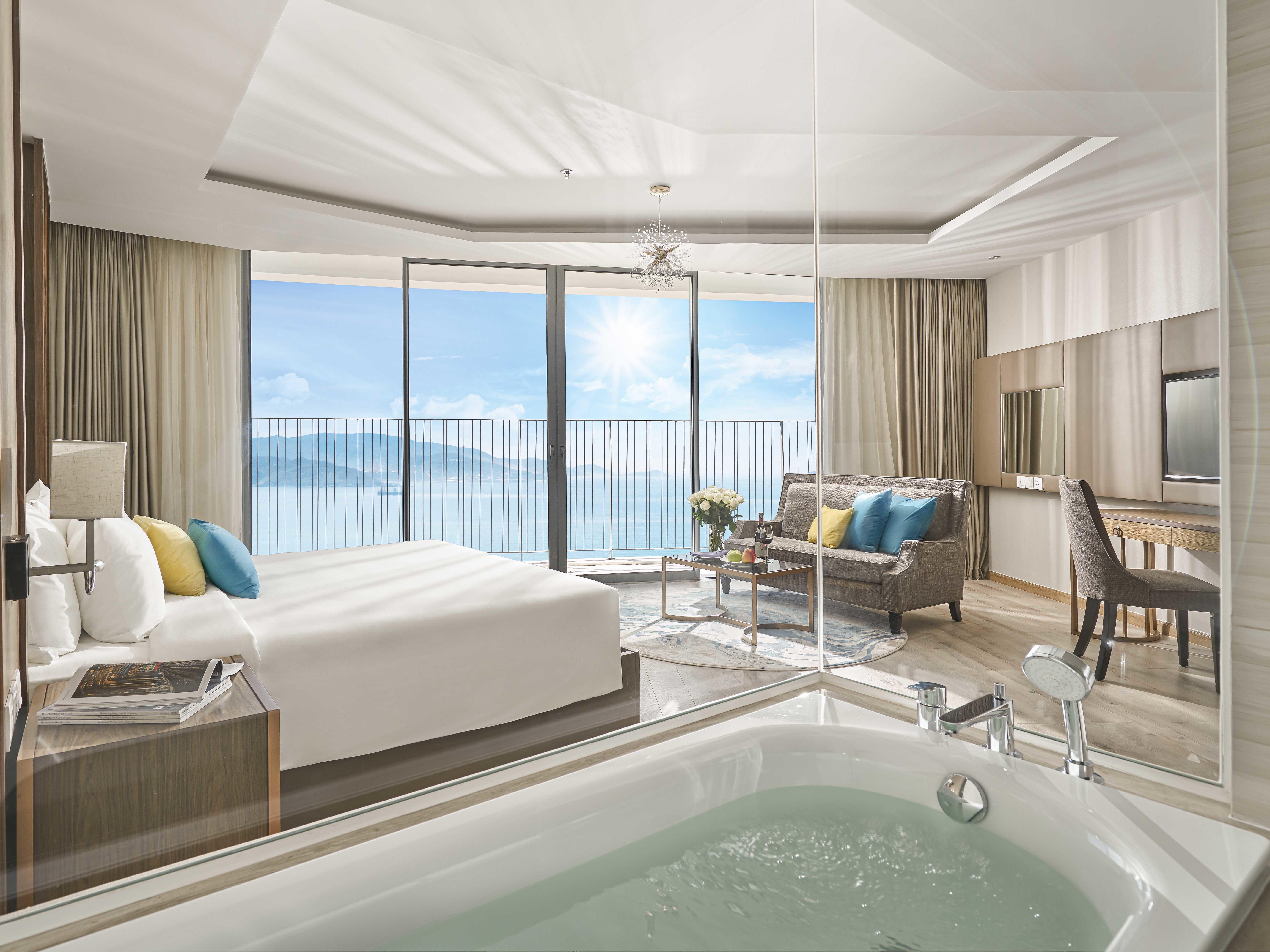 Executive Sky Ocean View