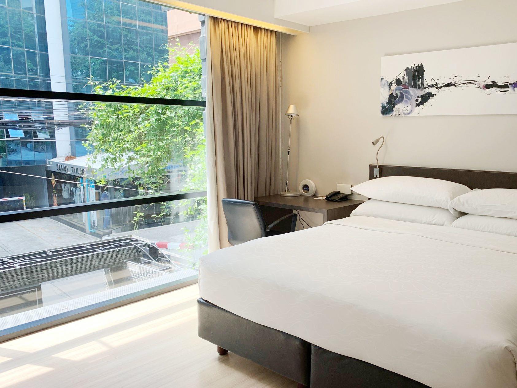 One Bedroom Deluxe at Maitria Hotel Sukhumvit 18