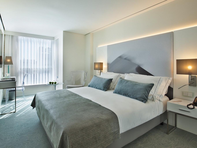 Chambre Deluxe à l'Hôtel White Lisboa