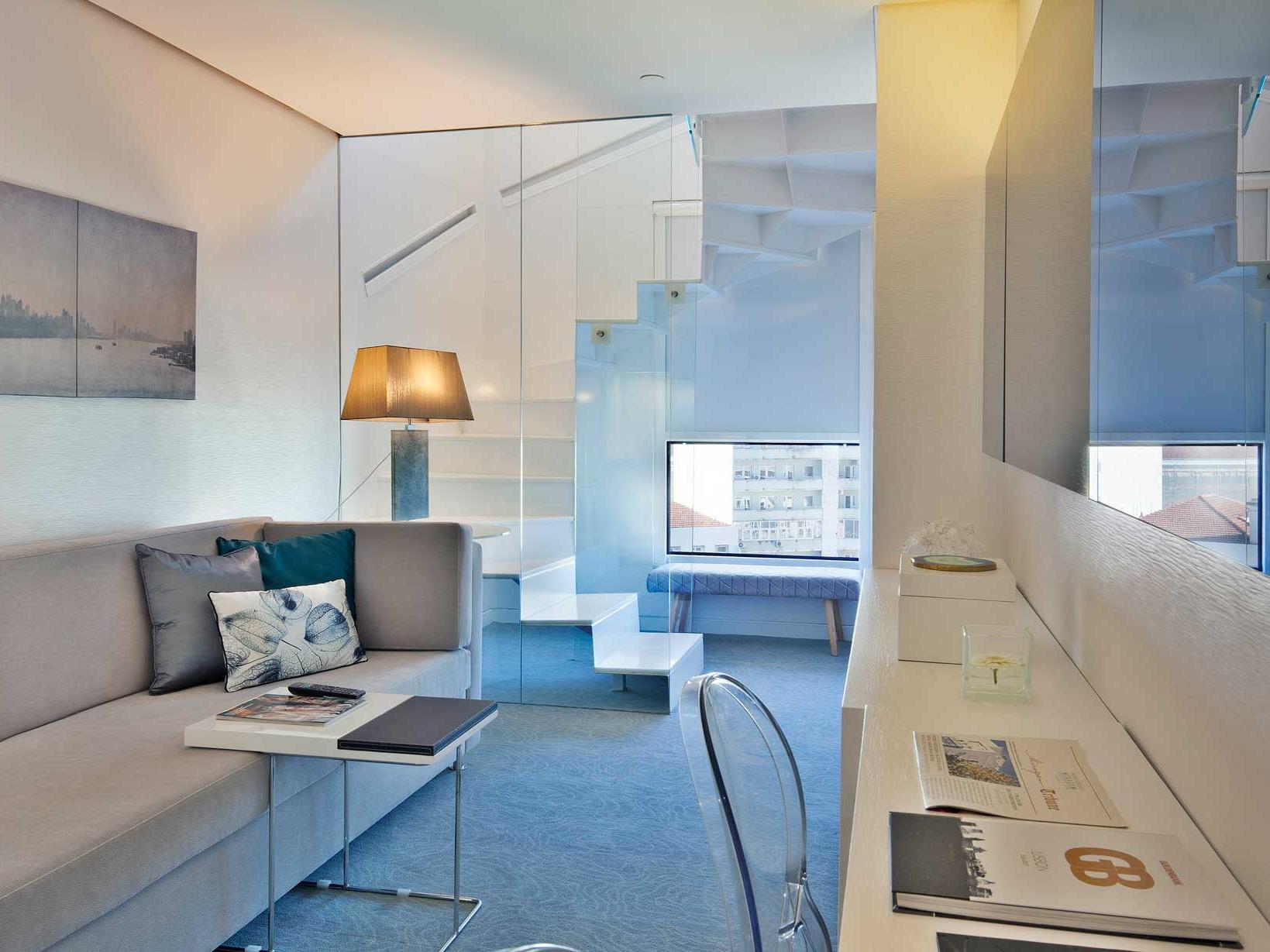 Sky Duplex Suite at Hotel White Lisboa
