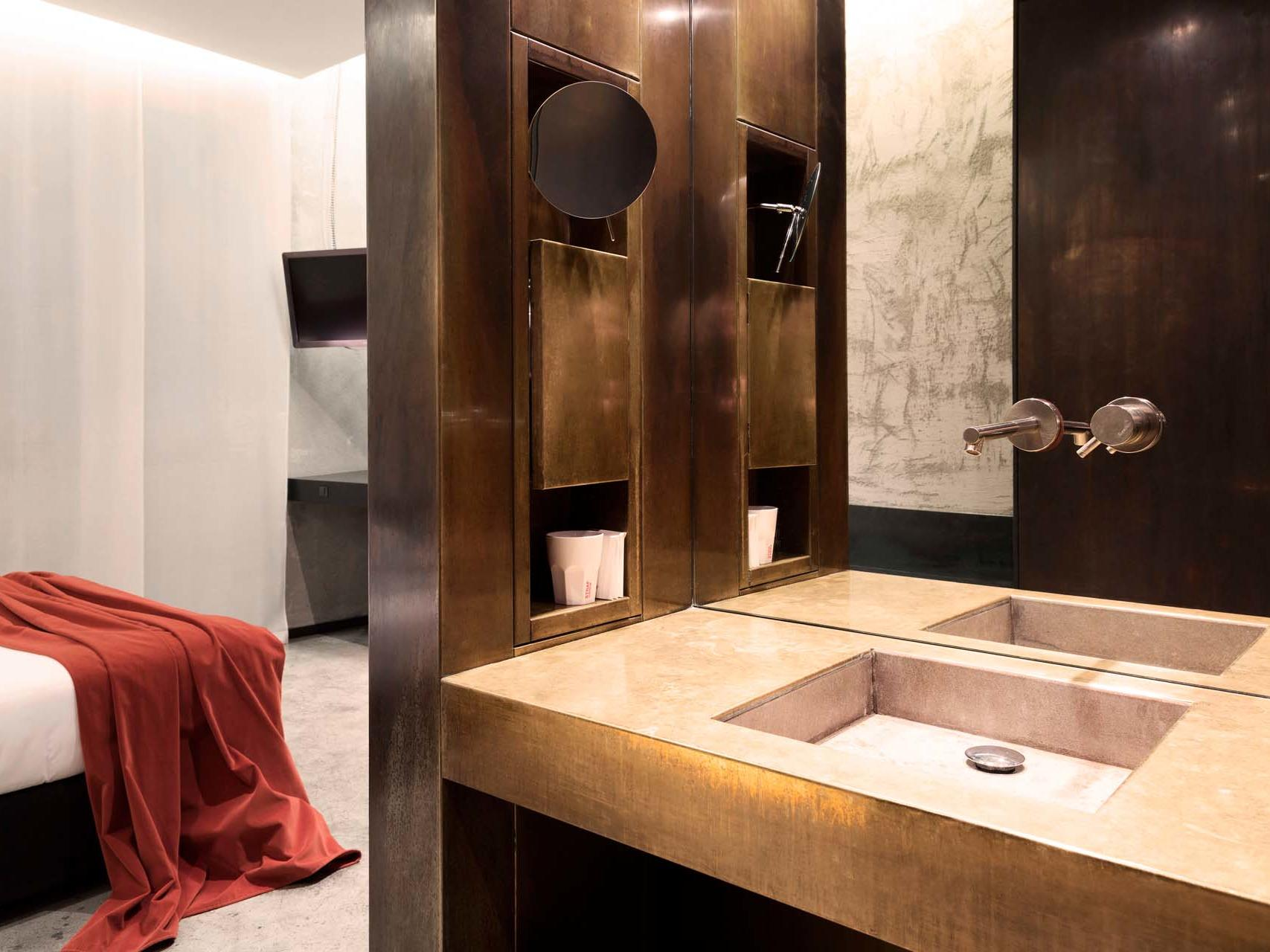Single Room at STRAFhotel&bar in Milan centre