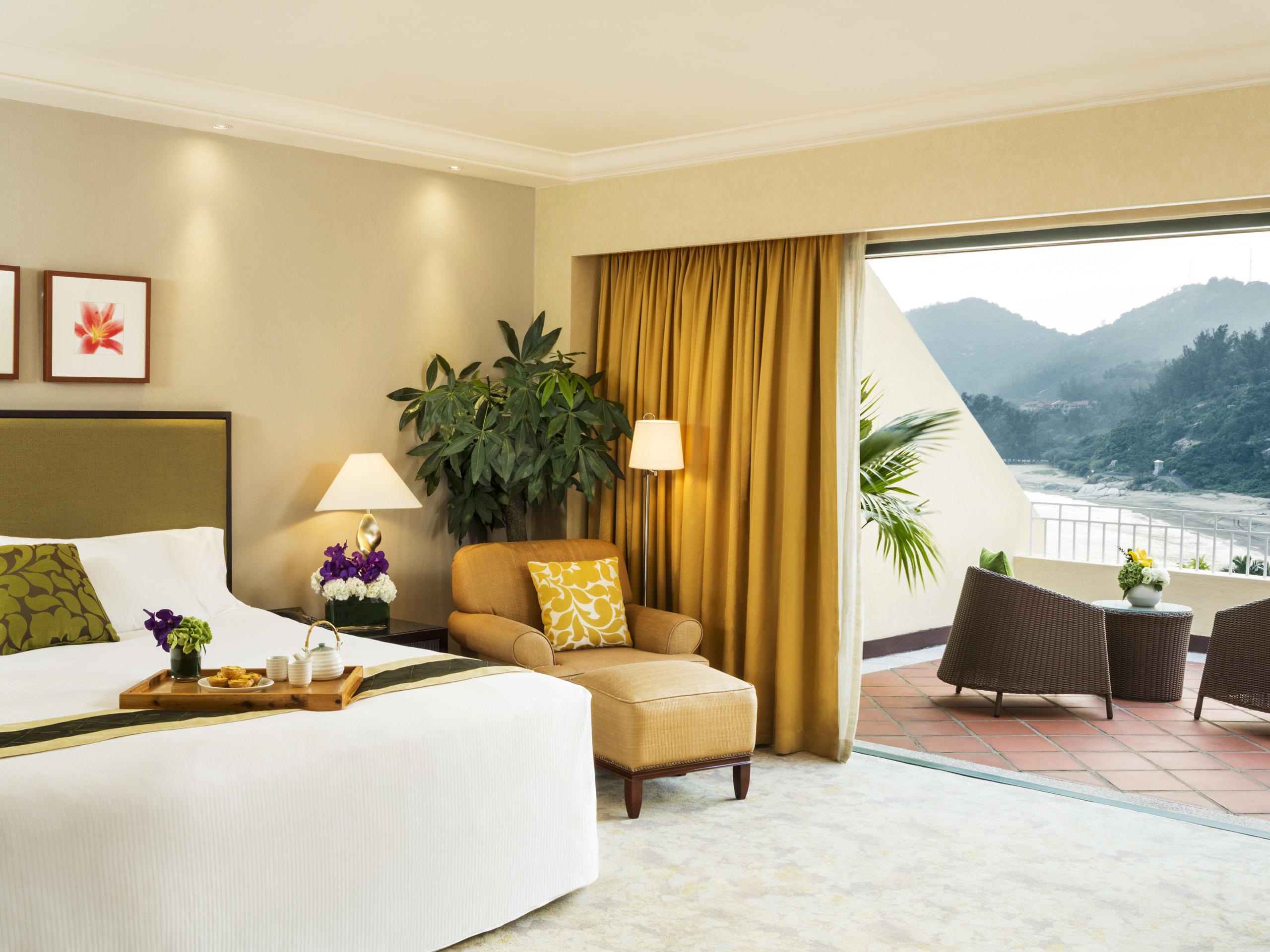 Grand room at Grand Coloane Resort