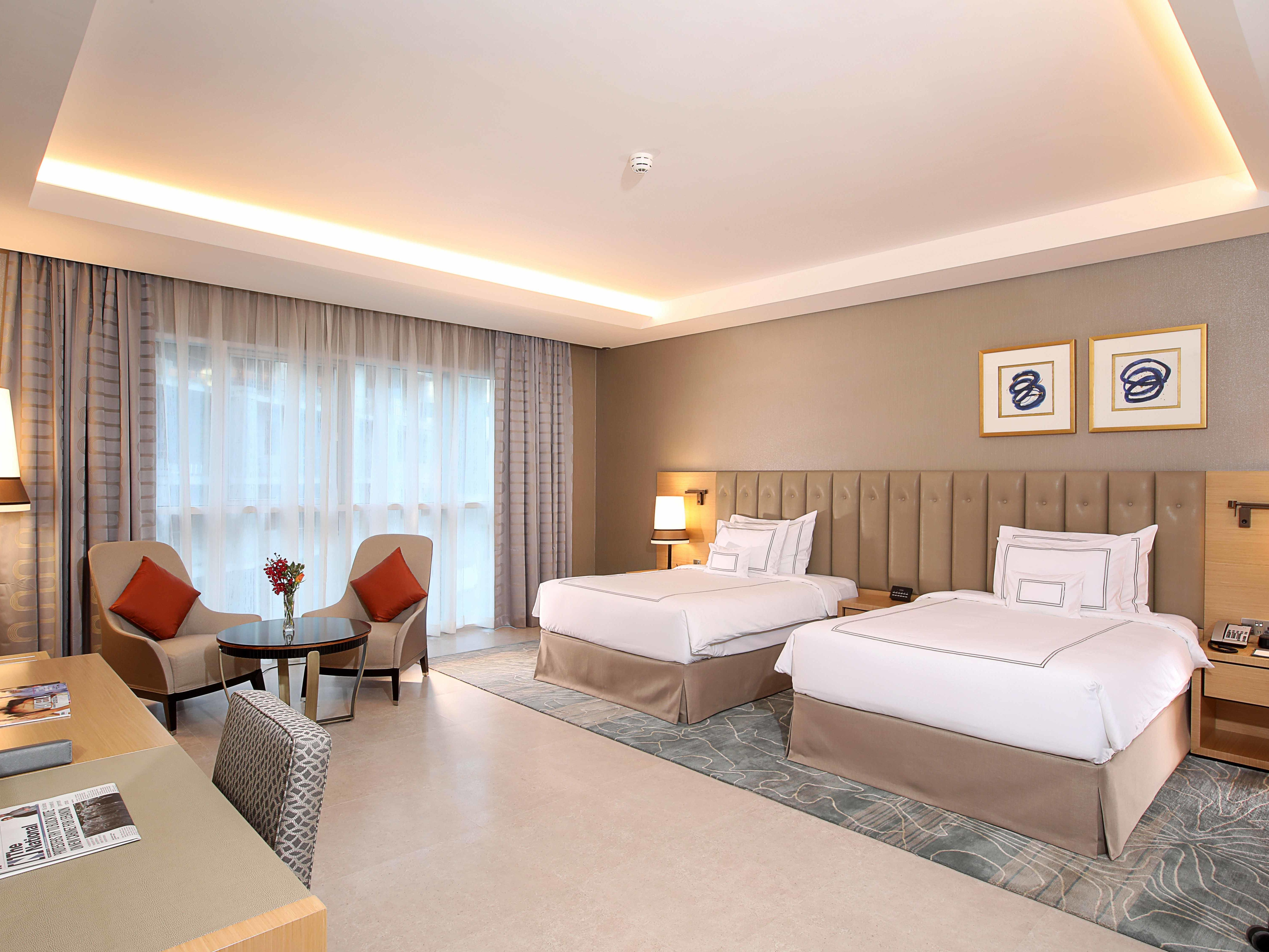 Premium Room at Grand Cosmopolitan Hotel in Dubai