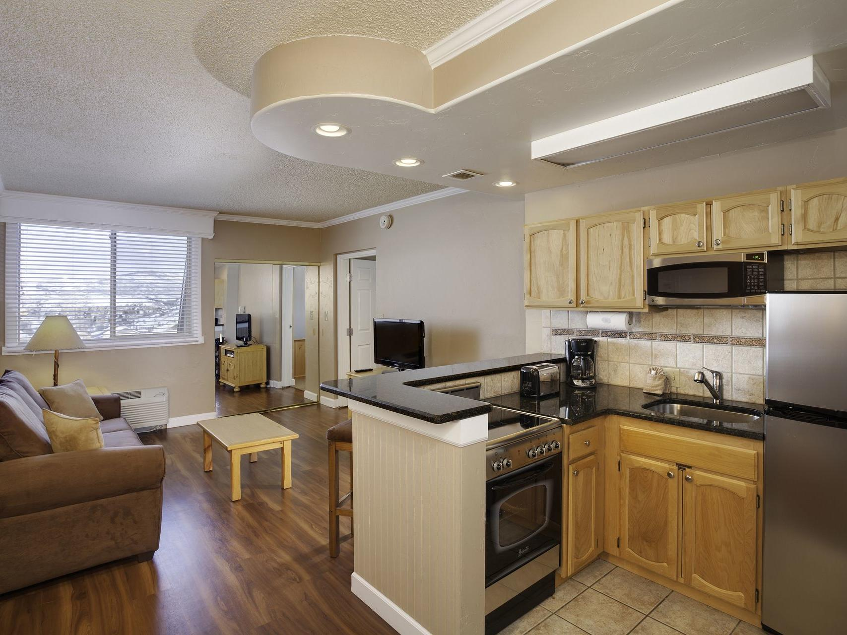 Kitchen Area -  Legacy Vacation Resorts