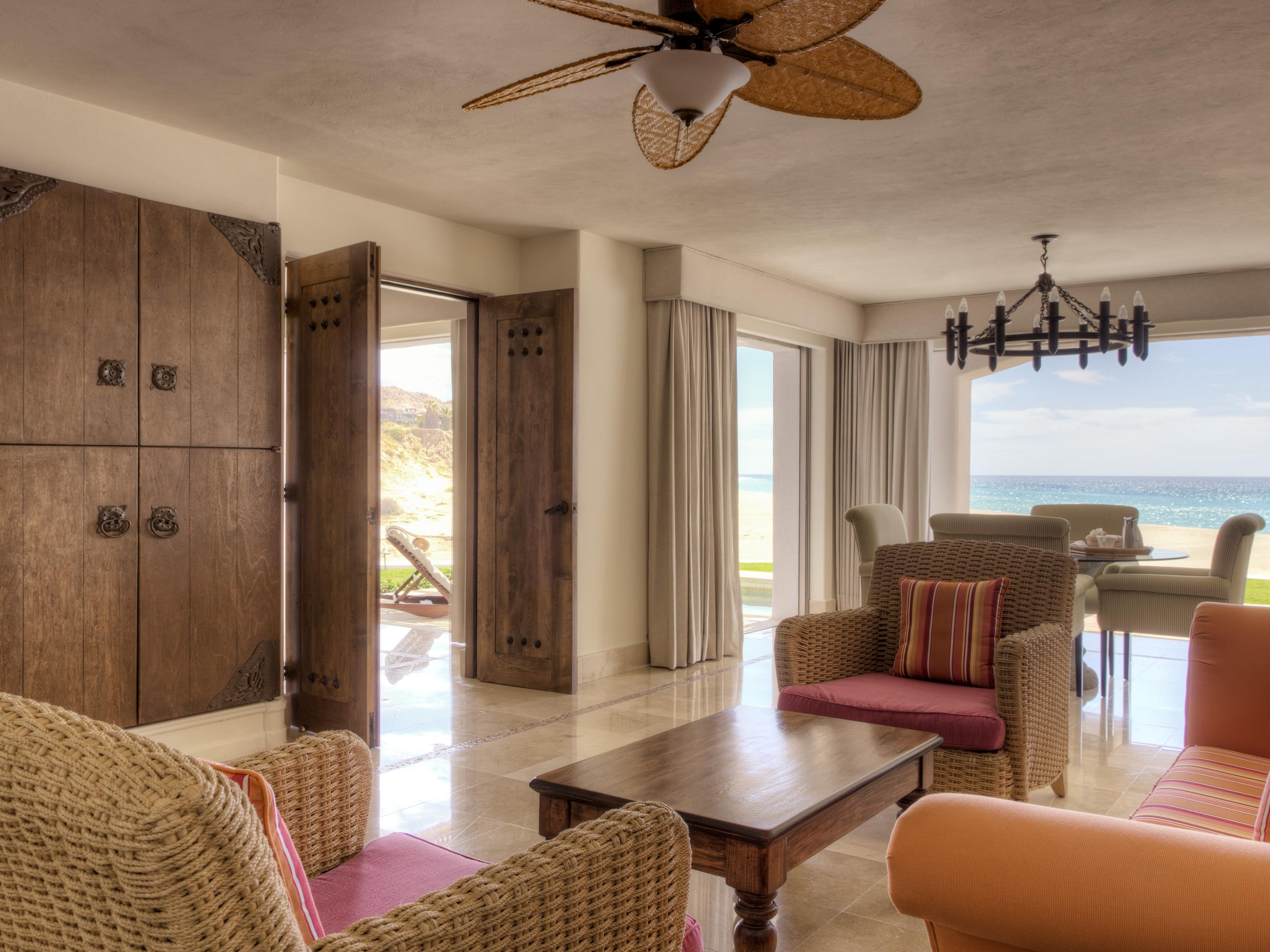 Rooms and Suites - Marquis Los Cabos