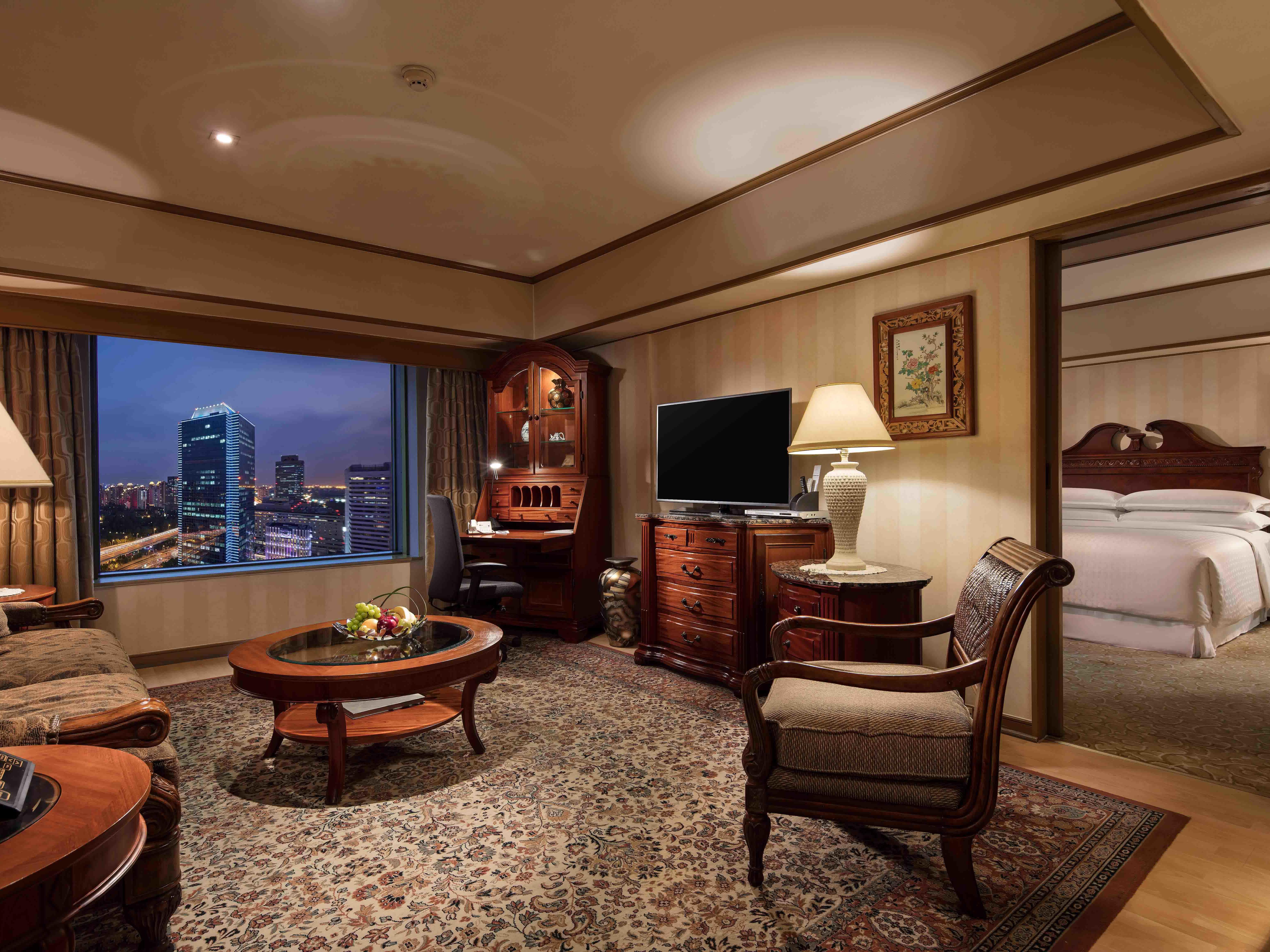 Club Suite Hongqiao Jin Jiang Hotel Shanghai