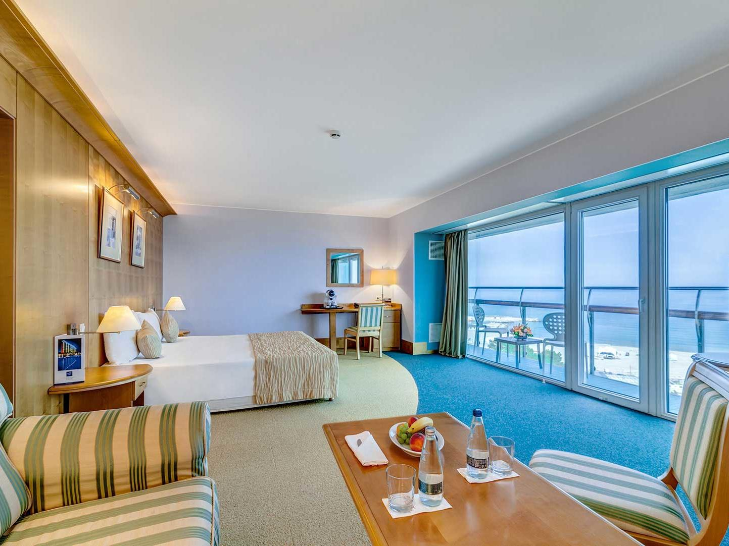 King Deluxe Room at Ana Hotels Europa Eforie Nord