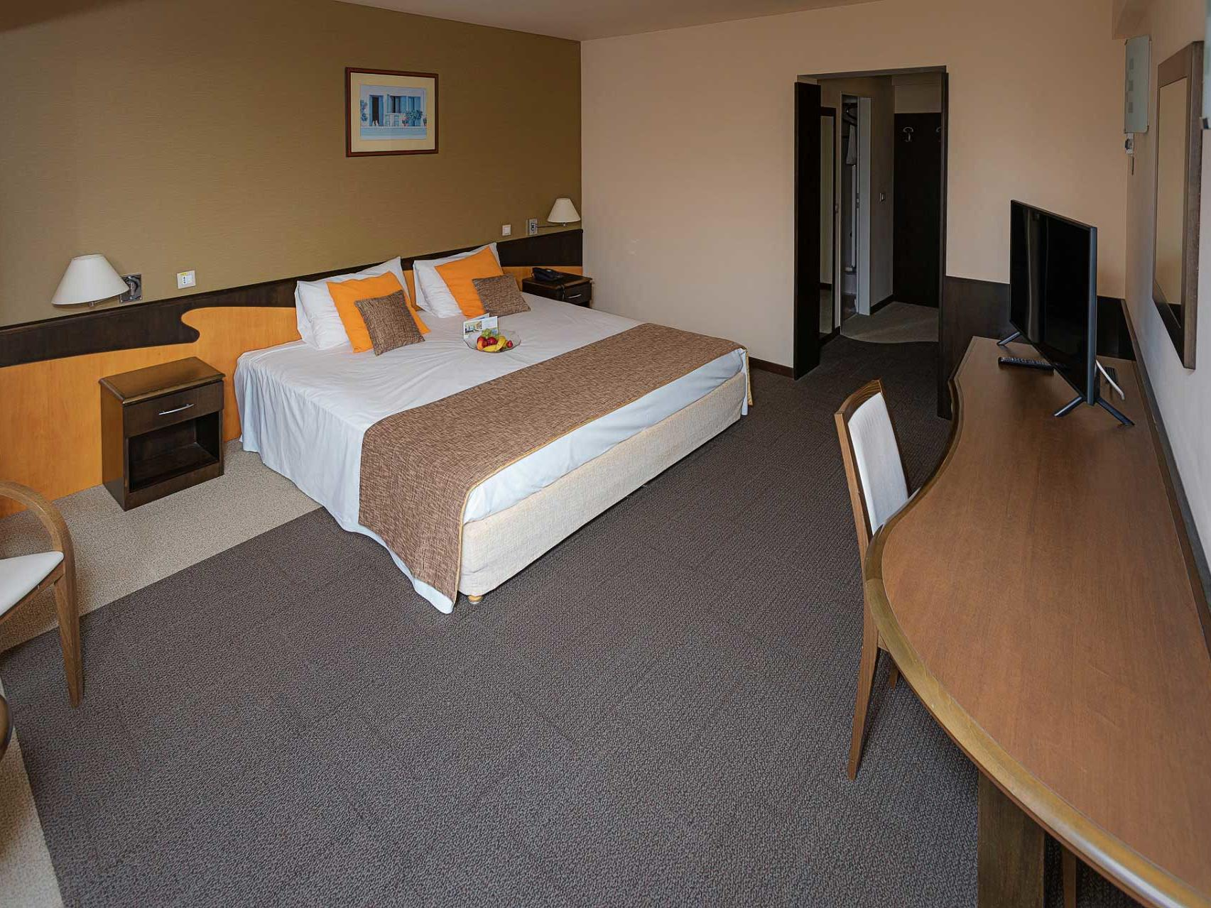 Queen Room at Ana Hotels Europa Eforie Nord
