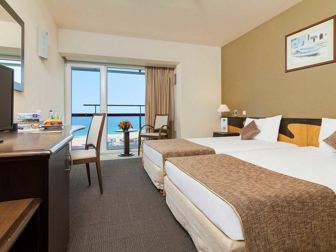 Twin Room at Ana Hotels Europa Eforie Nord
