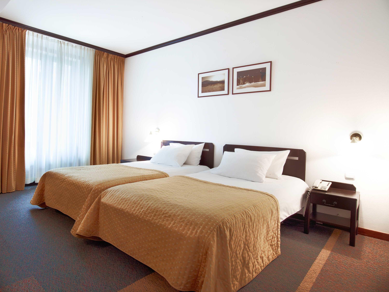 Twin Room at Ana Hotels Poiana in Poiana Brașov
