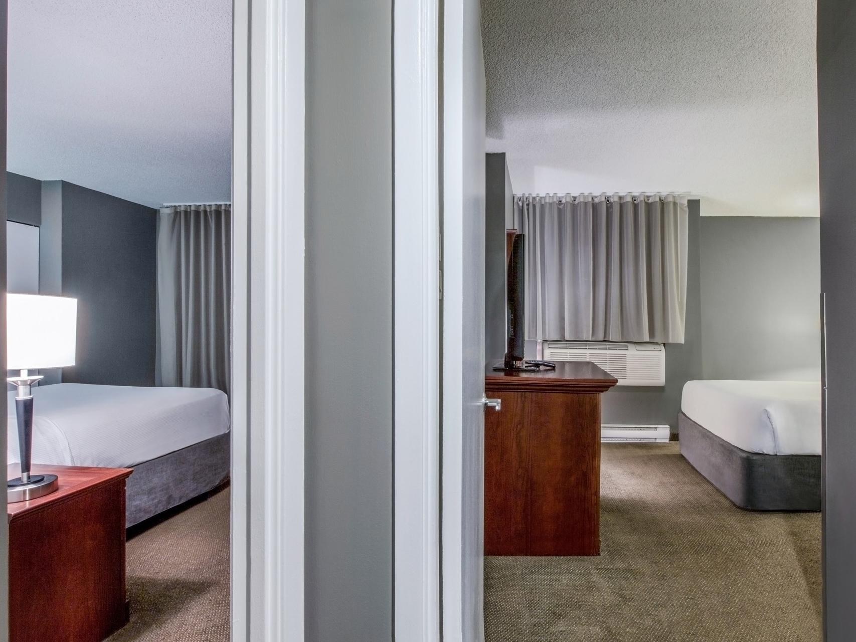 Two Bedroom Suite at Hotel Faubourg Montreal