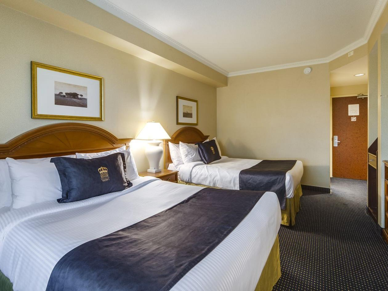 Two Queen Beds - Monte Carlo Inn Toronto West