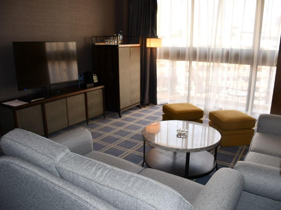 Two bedroom suite at Artyzen Grand Lapa Hotel Macau