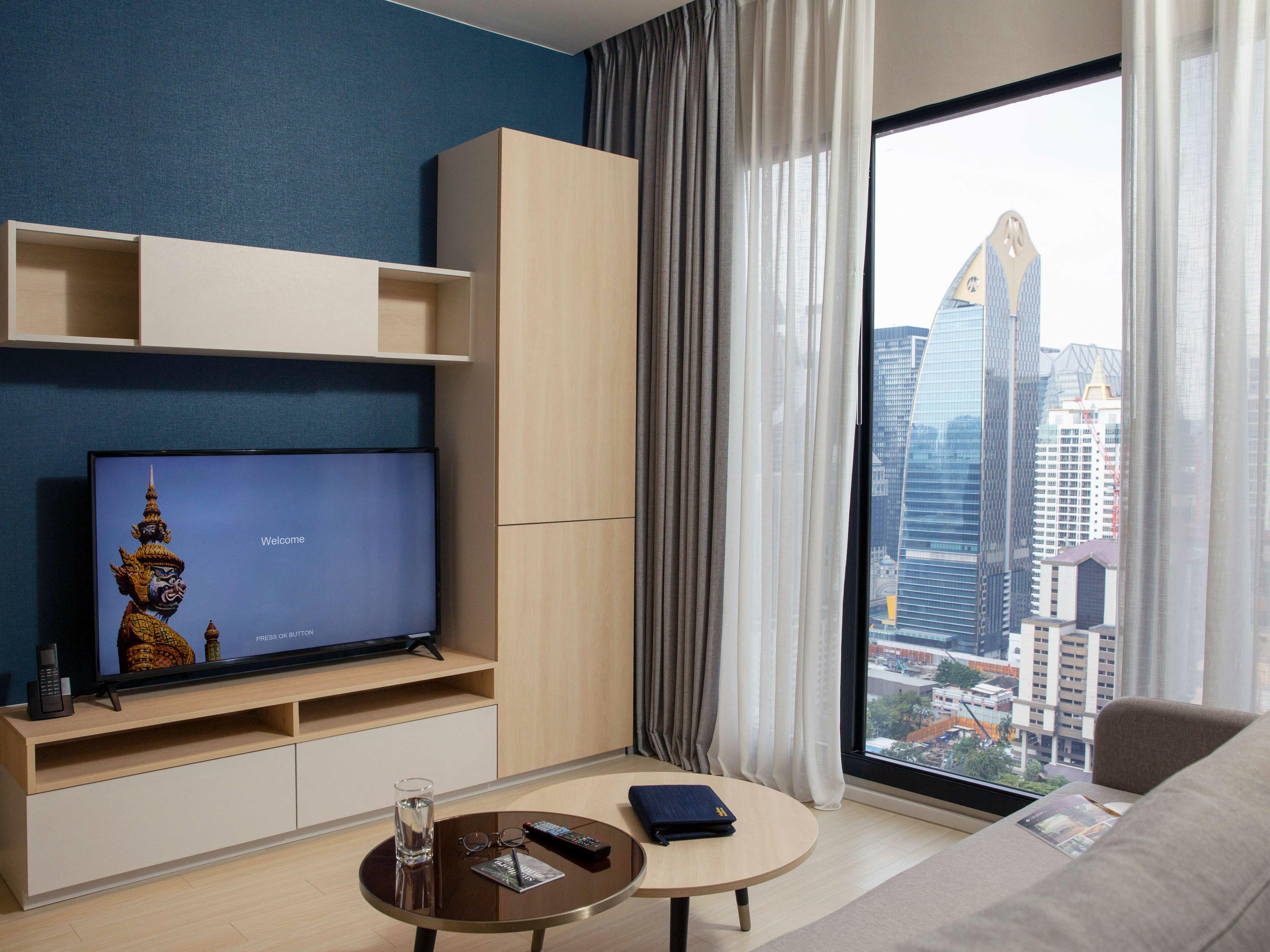 One-bedroom Sky Suite
