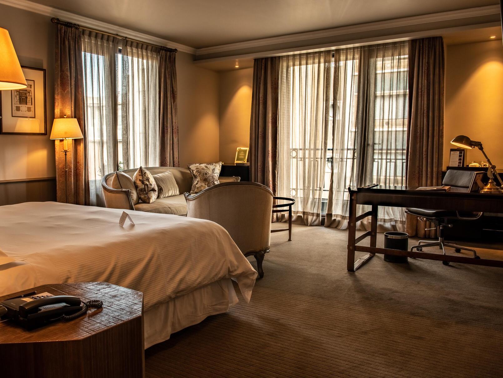 King Room Hotel Santiago