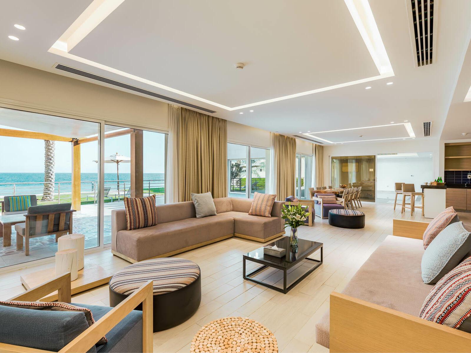 ROYAL VILLA in Sealine Beach Resort