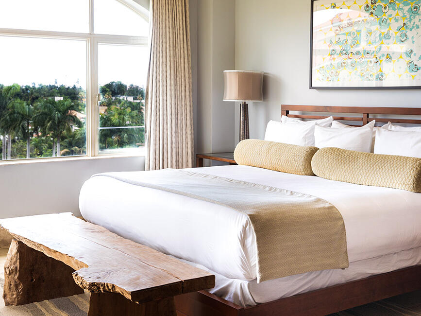 Penthouse Master Bedroom - Plantation Resort Residences