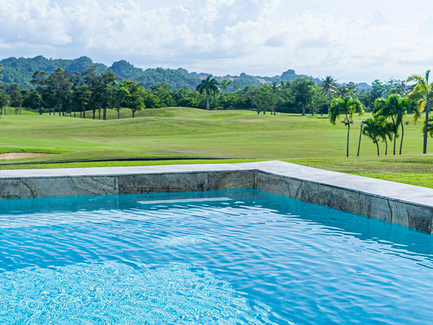 Terrace Residence Plunge Pool - Plantation Resort Residences