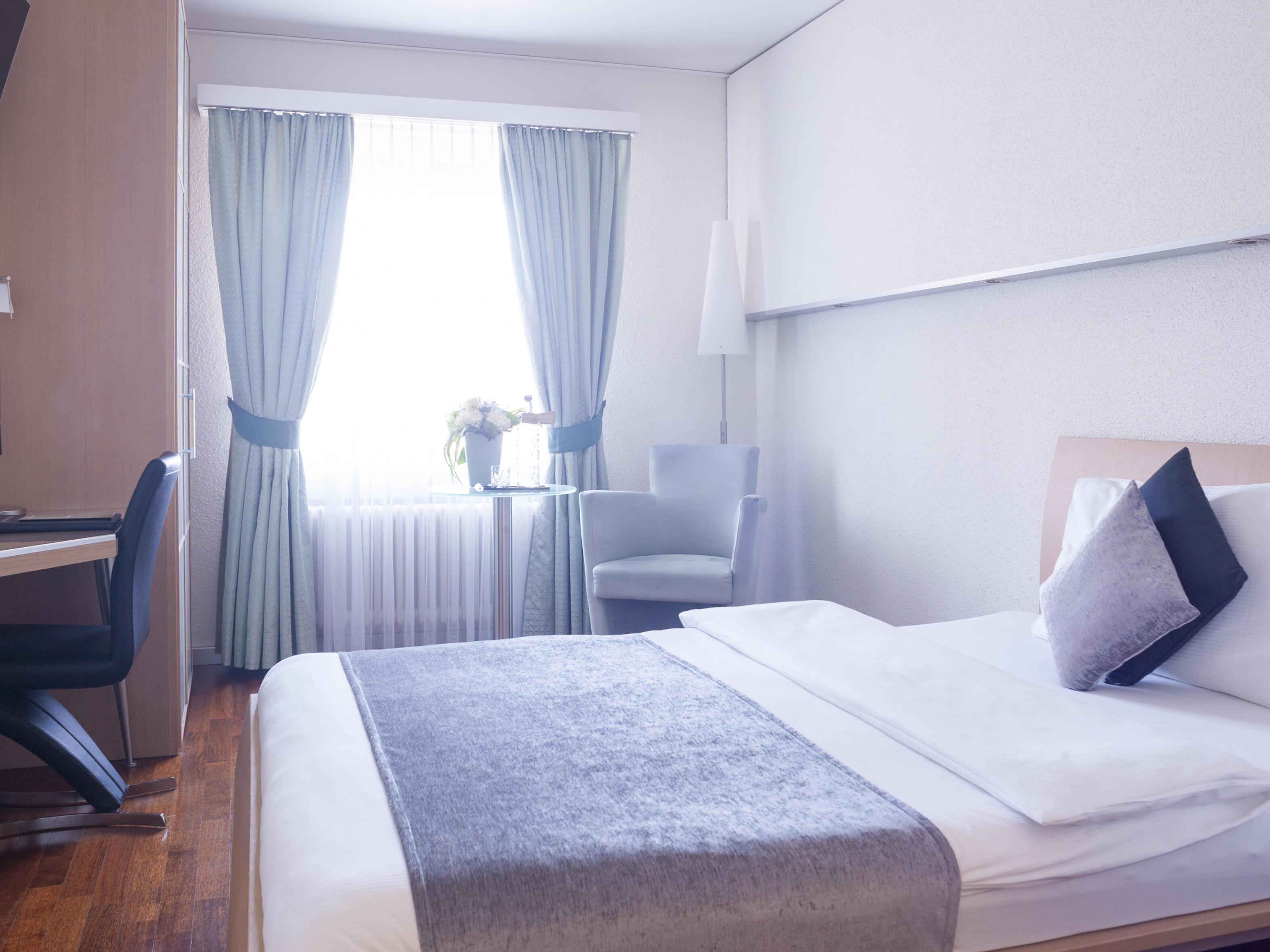 Standard Single Room at Hotel Krone Unterstrass in Zurich