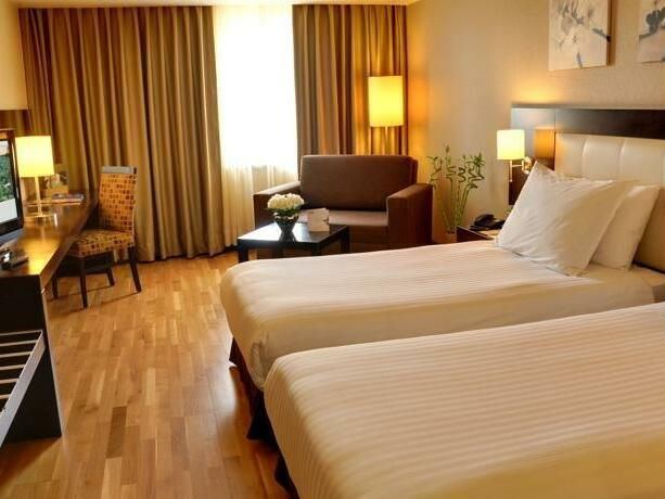 Economy room at eresin hotels topkapi
