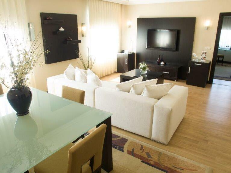 Family Suite at eresin hotels topkapi